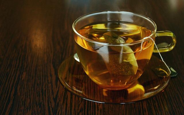 čaj v sáčku