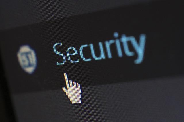 bezpečnost a kurzor