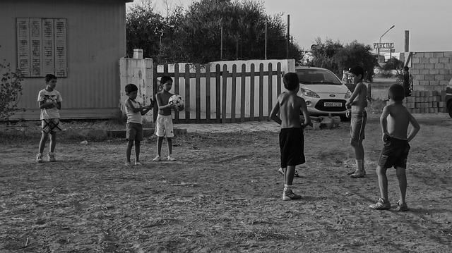 děti a fotbal