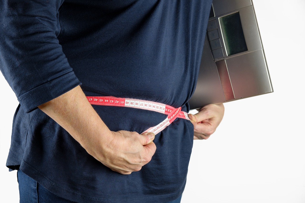 měření s váhou